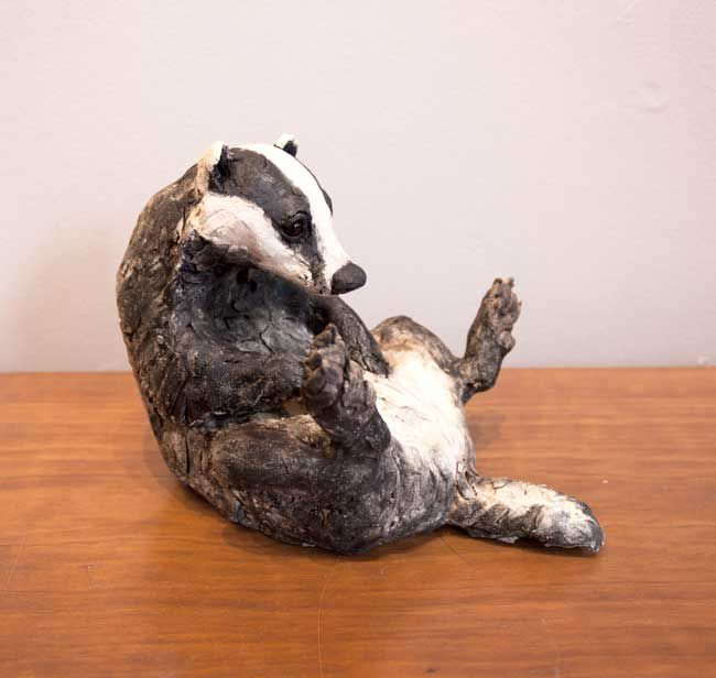 Louise Brown, Boris Badger