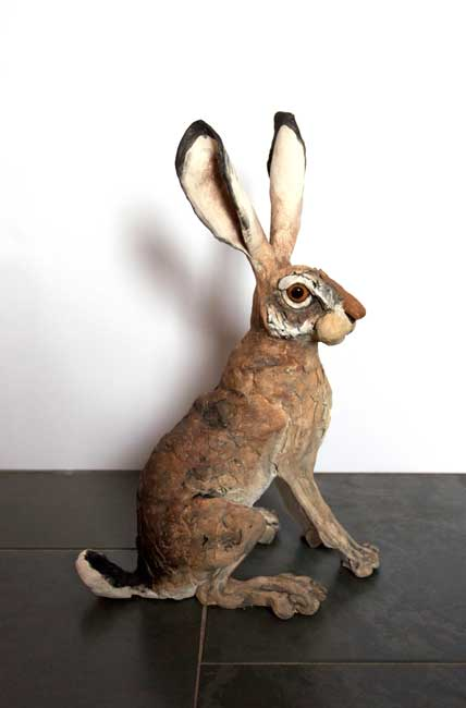 Louise Brown, Hare (no delivery available)