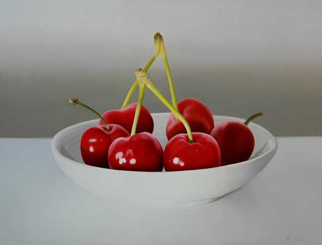 Michael de Bono, Bowl Of Cherries