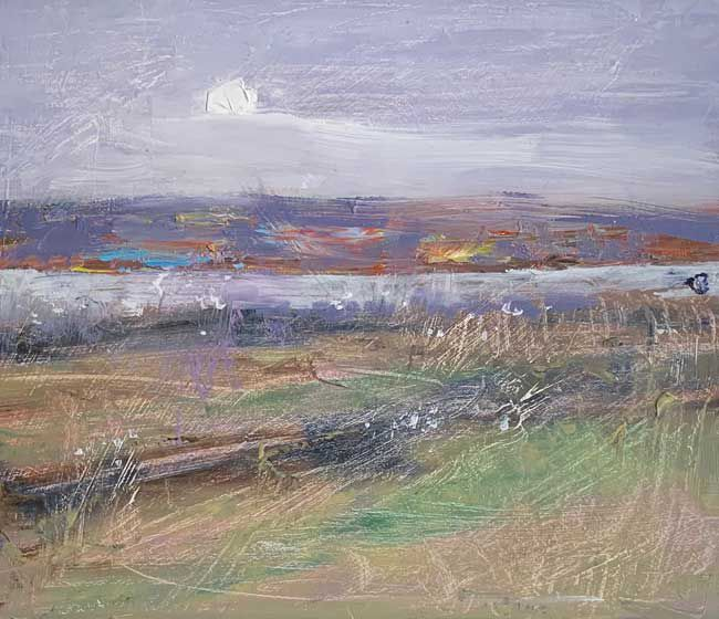 Alastair Elkes-Jones, Estuary, Long Grass