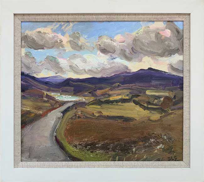 David Lloyd Griffith, Early Spring, Llyn Alwen