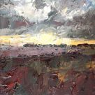 David Grosvenor, Evening Light, Llandanwg