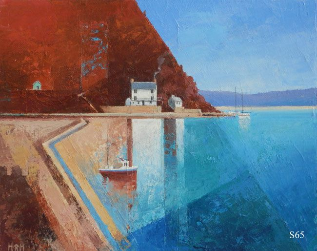 Robert Harrison, Dylan Thomas Boathouse