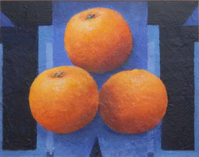 Robert Harrison, Three Oranges