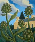 Richard Hill, Artichokes No.2