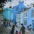 Nick Holly, Blue Street  -Tenby
