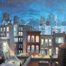 Nick Holly, Chorus Line, Rooftops of NYC