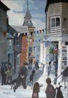 Nick Holly, Hay on Wye Clocktower