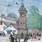 Nick Holly, Hay-on-Wye Clock