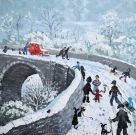 Nick Holly, Llandeilo Bridge Snow