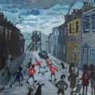 Nick Holly, Penn Street, Treharris
