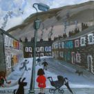 Nick Holly, Street Scene - Maerdy