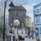 Nick Holly, The Gate To Monmouth Town