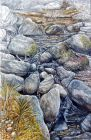 Philip Huckin, Nant y Mynydd (Mountain Stream)