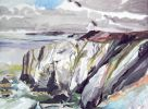 Duncan Johnson, Cliffs, Mwnt
