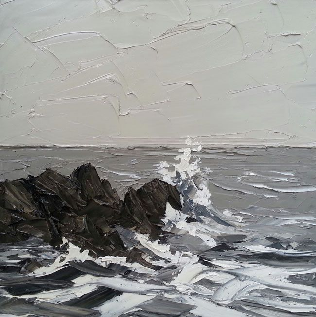Martin Llewellyn, Crashing Waves
