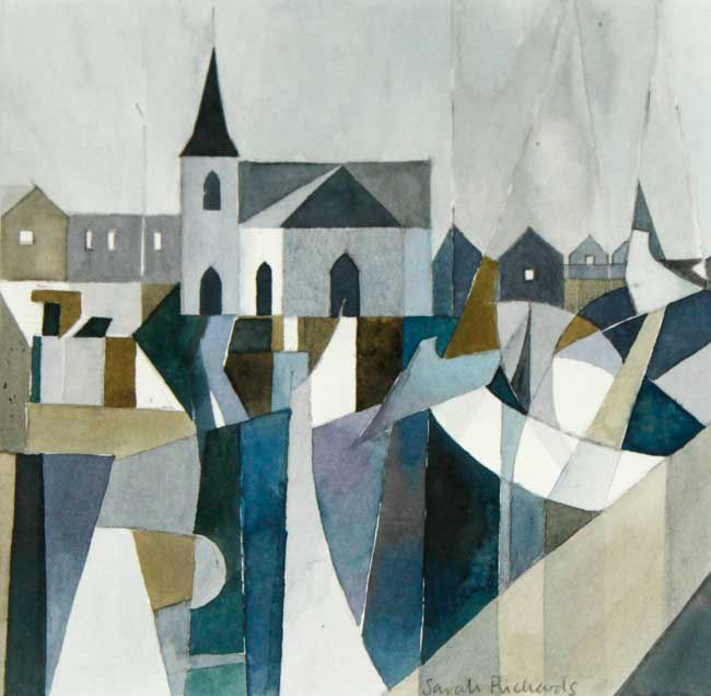 Sarah Richards, Norwegian Church