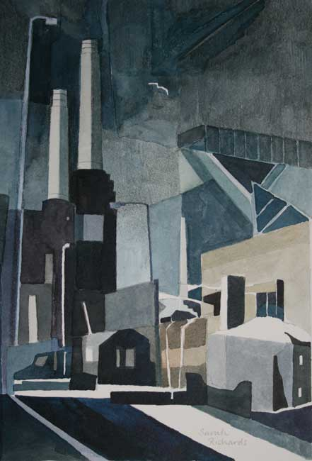 Sarah Richards, Power Station