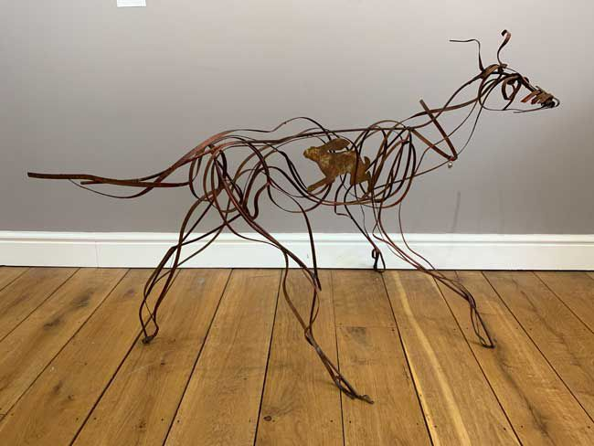 Rachel Ricketts, Scribble Hound