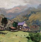 Gareth Thomas, Early Autumn, Capel Curig