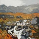 Gareth Thomas, Footbridge, Cwm Idwal