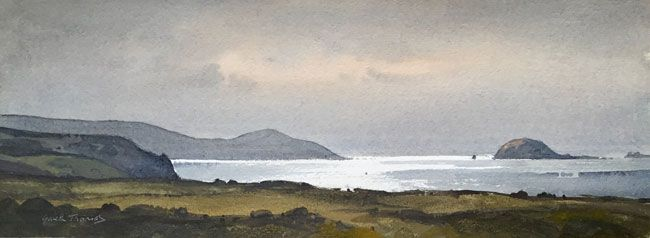Gareth Thomas, Morning Light, Caerfai