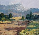 Gareth Thomas, Shadows Near Bonnieux