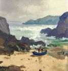 Gareth Thomas, Two Men And A Boat, Porth Dafarch