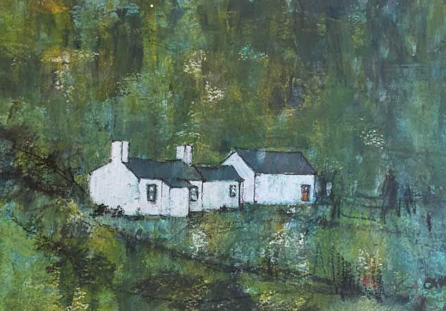 Lyndon Thomas, Preseli Cottage