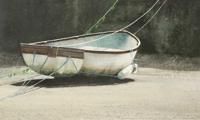 Naomi Tydeman RI, Dinghy
