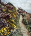 Deborah Walker RI, Coast Path to Saundersfoot