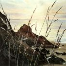 Deborah Walker RI, Early Morning, Monkstone Point