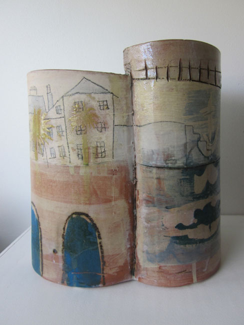 Anna Warchus, Tenby Double Pot