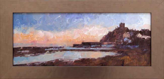 David Grosvenor, Evening Light, Criccieth