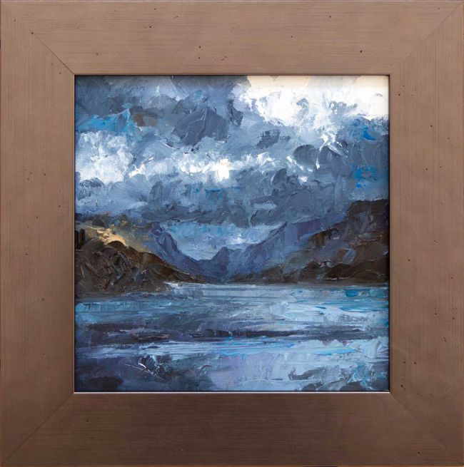 David Grosvenor, Llanberis Lake II