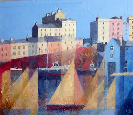 Robert Harrison, Tenby Harbour