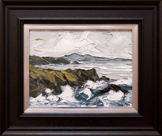 Martin Llewellyn, Stormy Sea, Treaddur Bay