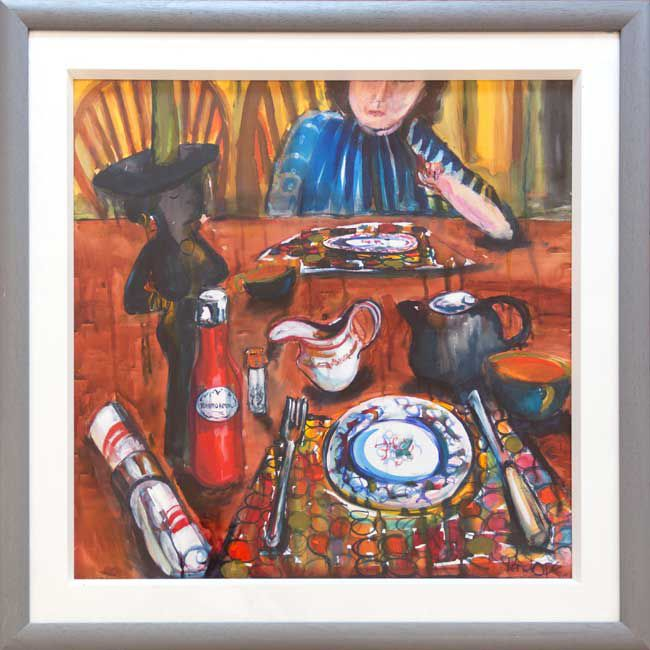 Penelope Timmis, Breakfast Time (no delivery available)